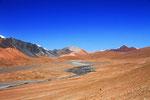 Hochtal im Pamir, Tadschikistan