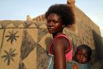 Tiebele, Burkina Faso