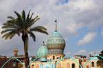 Shiraz, Mausoleum Shah Cherag