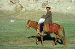 Kirgise, Pamir-Plateau, Provinz Xinjiang, VR China