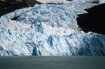 Spegazzini-Gletscher, Lago Argentino, Argentinien