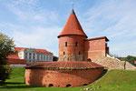 Burg Kaunas, Litauen