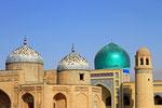 Mausoleum Sheikh Muslihiddin, Khujand, Tadschikistan