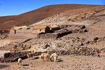 Andendorf Nähe Salar de Uyuni, Bolivien