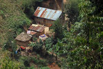 Farmerhaus bei Kisoro Uganda