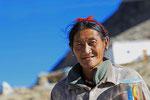 Am Kloster Rongbuk (5.200 m), Tibet