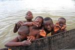 Sangha-Fluss, Kabo, Republik Kongo