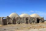 Lehmdorf in der Nähe von Isfahan