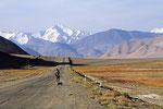 Pamir Highway, Karakul, Pamir, Tadschikistan