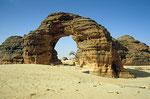 Felsbogen, Monts Gautier, Sahara, Algerien