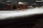 Deception Island, Antarktis