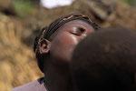 Pygmäen-Dorf, Kisoro, Uganda