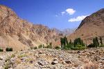 Vorberge des Hindukusch, Wakhan, Afghanistan