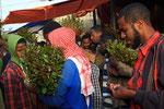 Awedae, Quat-Markt, Äthiopien
