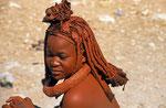 Junge Himba, Kaokoveld