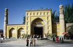 Idakh-Moschee. Kashgar, Xinjiang-Provinz, VR China