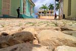 Blick zur Plaza Mayor, Trinidad