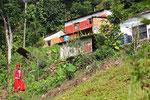 Dorfansicht bei Pokhara