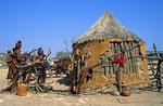 Himba-Ansiedlung, Kaokoveld