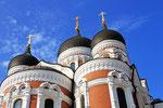 Alexander Newski Kathedrale, Tallin, Estland