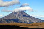 Vulkan Wilutschinskij, Kamtschatka