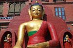 Tempelkomplex Swayambhunath, Kathmandu