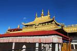 Lokhang Gompa, Lhasa, Tibet