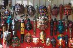 Souvenierverkauf, Kathmandu