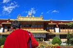 Norbulinga (Sommerpalast des Dalai Lama), Lhasa, Tibet