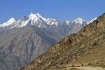 Pik Karl Marx (6.726 m), Pamir, Tadschikistan