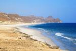 Küste bei Mughsail