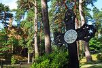 Friedhof in Nida, Kurische Nehrung, Litauen