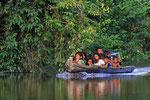 Warrao-Indianer, Orinoco-Delta