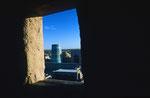 Khiva, Blick zum Minaret Kalta Minor, Uskekistan