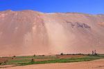 Atacama-Oase in der Nähe von Putre, Chile