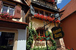 Dambach-la-Ville, Elsass, Frankreich