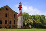 Alter Leuchtturm,  Iles de Salut, Französisch Guayana