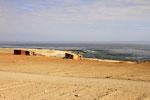 Pazifikküste südlich von Iquique, Chile