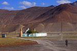 Moschee, Murghob, Pamir, Tadschikistan