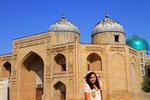 Mausoleum Sheikh Muslihiddin, Kujand, Tadschikistan
