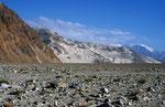 Landschaft im Pamir bei Taxkurghan, Provinz Xinjiang, VR China