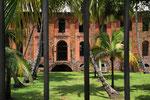 Ehemaliges Gefängnis, Iles de Salut, Französisch Guayana