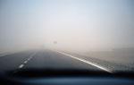 Straße durch die Wüste Taklamakan,  Provinz Xinjiang, VR China