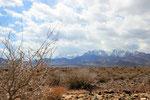 Zagros-Gebirge bei Abyaneh