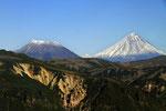 Vulkanlandschaft, Kamtschatka