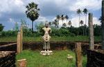 Tempelruine, Sri Lanka