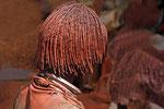 Haartracht der Hamer-Frauen
