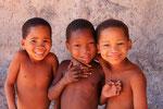 San-Kinder, Erongo-Gebiet
