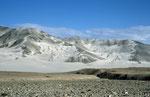 Taklamakan-Wüste, Xinjiang-Provinz, VR China
