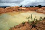 Goldgewinnung, Surinam